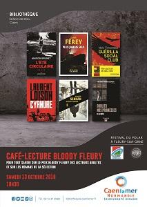 Café-Lecture Bloody Fleury |