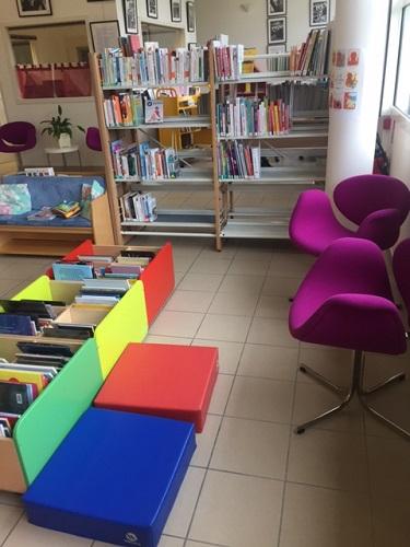 r seau des biblioth ques de caen la mer biblioth que mondeville letellier. Black Bedroom Furniture Sets. Home Design Ideas