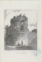 Château de la gendarmerie | Cotman, John Sell (1782-1842)