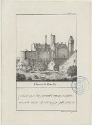 Chateau de Creully | Engelmann, Godefroy (1788-1839)