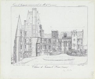 Château de Fontaine le Henri (Calvados) | Loisel, A. (18..-18..)
