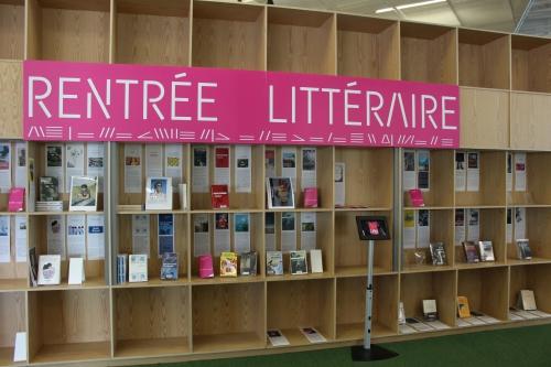 Reseau Des Bibliotheques De Caen La Mer Caen Bibliotheque Alexis De Tocqueville Rentree Litteraire 2020