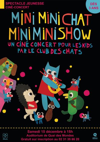 Mini mini chat - Mini mini show |