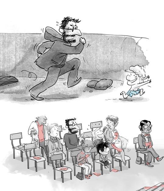 Moi et ma super bande ! (lecture d'après les romans de Timo Parvela) |