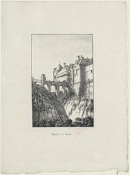 Chateau de Dieppe | Engelmann, Godefroy (1788-1839)