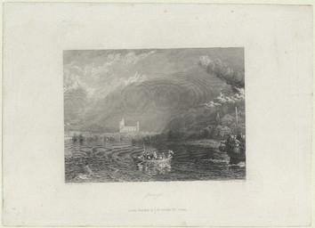 Jumèges [sic, pour Jumièges] | Armytage, James Charles (1820-1897)