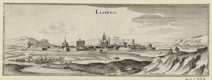 Lisieus ? [sic] | Merian, Kaspar (1627-1686)