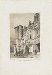 Caen. Hôtel de la monnaie | Thorigny, Félix (1823-1870)