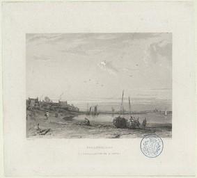 Sallenelles : à l'embouchure de l'Orne | Sutherland, Thomas (1785-18..)