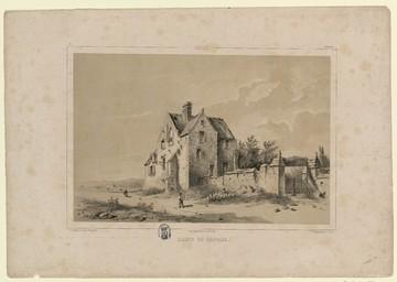 Neuilly, ruines du château | Thorigny, Félix (1823-1870)