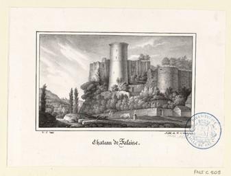 Chateau de Falaise |