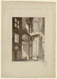 [Motif d'architecture] | Gilet, Jean François Etienne (1769-....)