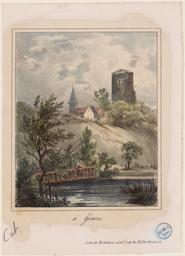 A Gisors | Monthelier, Alexandre, Jules (1804-1883)