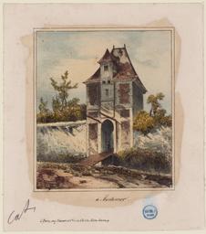 A Mortemer | Monthelier, Alexandre, Jules (1804-1883)