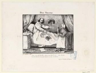 Délire romantique | Hardel, Aimable-Augustin (1802-1864)
