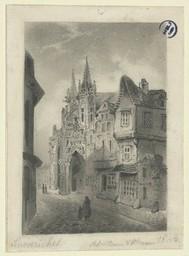 Notre Dame d'Alençon | Lenourrichel, Constant-Edouard (1803-1869)
