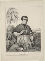 M[onseigneu]r Emmanuel Verrolles : évêque de Colombys, vicaire apostolique de Mandchourie   Pagny (17..-18..)