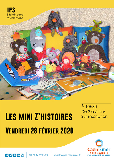 Les Mini Z'histoires |