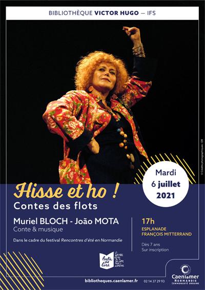 Partir en livre: Hisse et ho ! (conte & musique)  