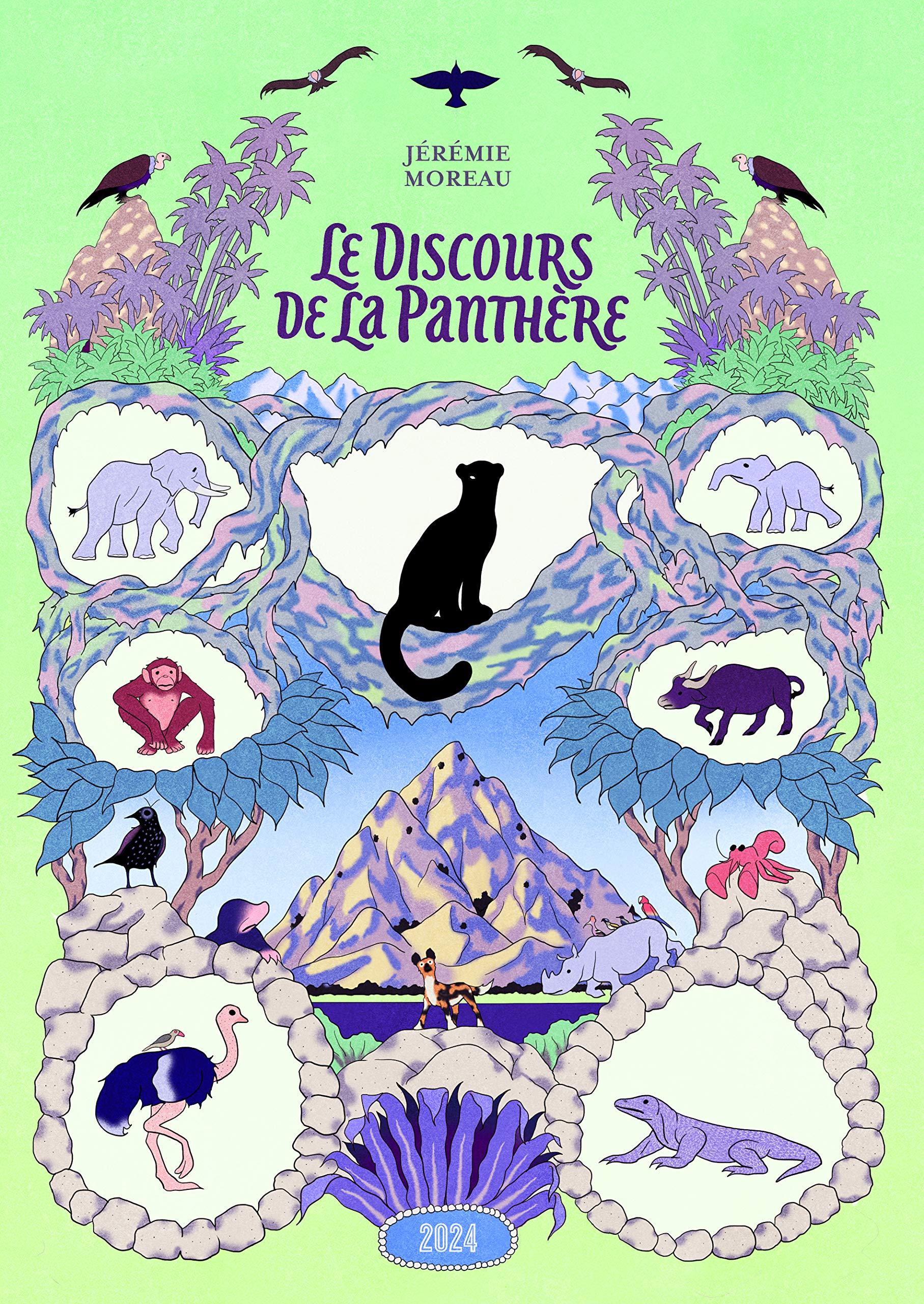 Visite de l'exposition / Sur les traces de Jérémie Moreau |