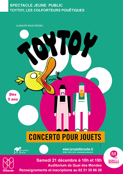 Toytoy, les colporteurs pouëtiques |