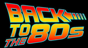 Back to the 80's |