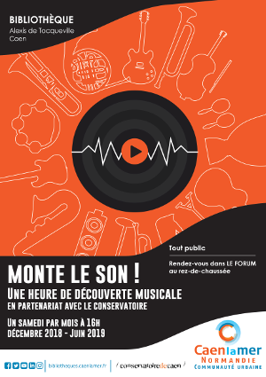 Monte le son ! Jazz improvisation! |