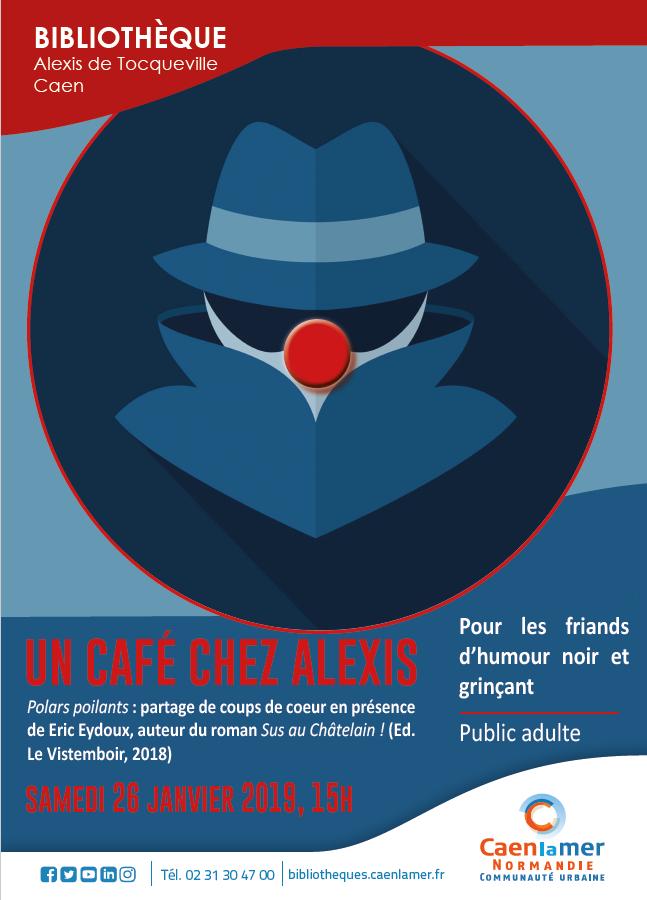 Café chez Alexis / Polars poilants ! |