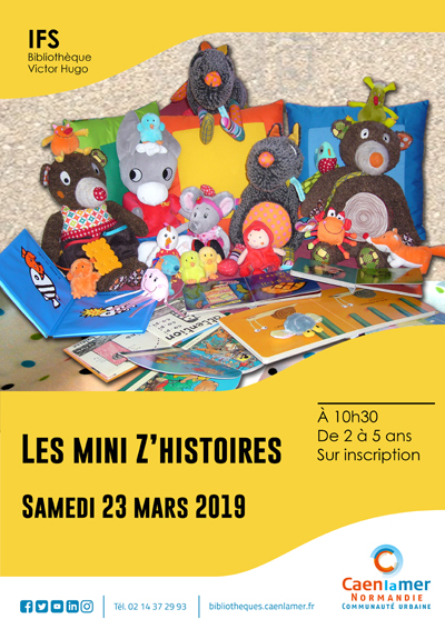 Les Mini Z'histoires  