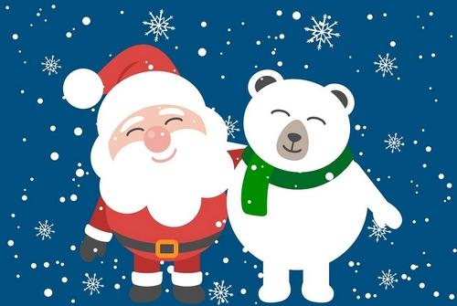 Goûter conté et lettre au Père Noël |